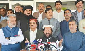 Opposition condemns disappearance of lawmakers in Balochistan
