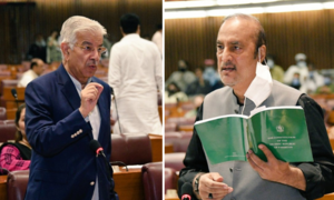 Opposition slams, govt defends policies in National Assembly