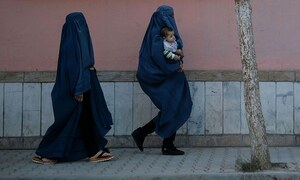 Afghan midwives vow to help mothers and babies