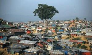 بنگلہ دیش میں روہنگیا کیمپ پر حملے میں 7 افراد ہلاک