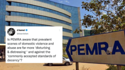 As Pemra bans hugging in dramas, netizens wonder why the glorification of domestic violence isn't an issue
