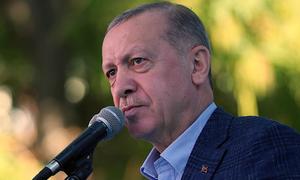 ترک صدر کا جرمنی اور امریکا سمیت 10 ممالک کے سفیروں کو ملک بدر کرنے کا حکم