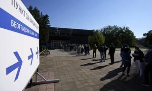 Virus surge persists in Serbia, Croatia, Slovenia