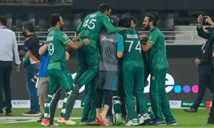 'A beautiful day for Pakistan cricket': Fans ecstatic as Green Shirts achieve historic win vs India