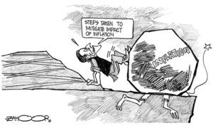 Cartoon: 25 October, 2021