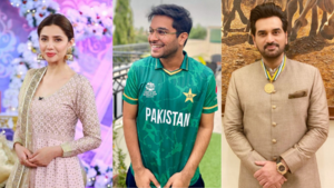 Celebrities hail the Men in Green after their historic win against India in the T20 World Cup