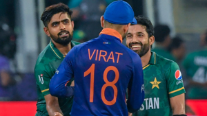 'This is cricket': Sportsmanship wins hearts after the Pakistan-India T20 match