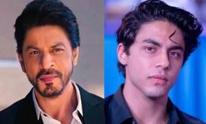آریان خان کیس: تفتیش کاروں پر شاہ رخ خان سے 25 کروڑ روپے کی رشوت مانگنے کا الزام