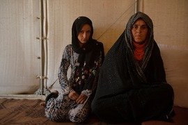 Hunger forces Afghans to sell young daughters into marriage