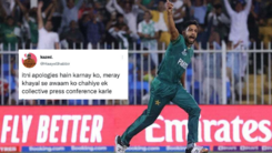 Pakistani Twitter is collectively apologising to Haris Rauf after his amazing World Cup performance