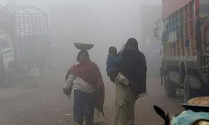 Gasping for air: Punjab's perennial air pollution woes
