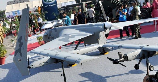 پاکستانی ساختہ ڈرون