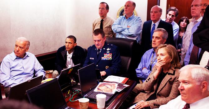 How US reached Osama 2 670