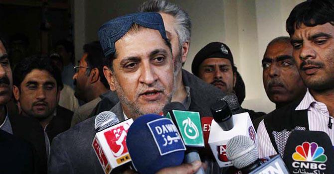مینگل۔ نواز ملاقات میں بلوچستان کی صورتحال پر اظہارِ خیال
