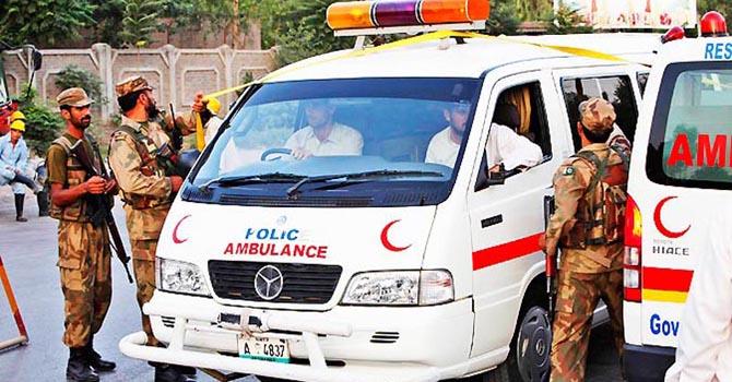 پشاورچرچ پر حملہ، ہلاکتوں کی تعداد 81 ہو گئی