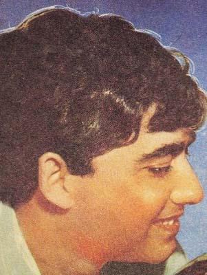 پاکستانی اداکار درپن شہزادوں جیسی شخصیت کے ملک تھے۔- انٹرنیٹ فوٹو