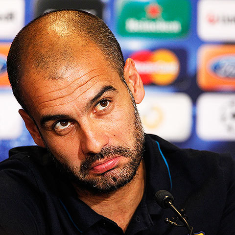 Guardiola warns foes not to copy Germany