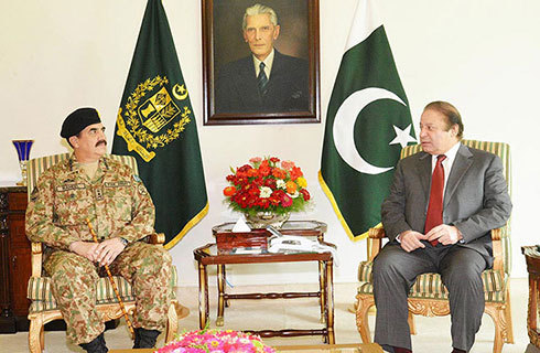 On the same page? | Govt-army relations improving, claims PML-N