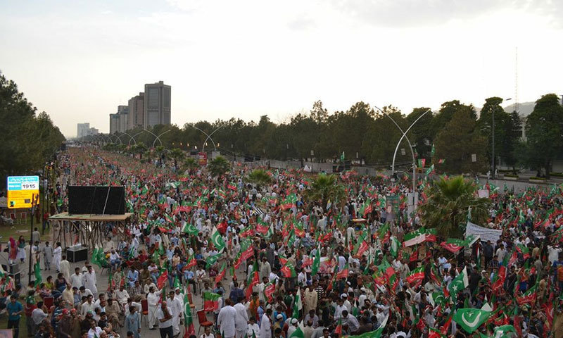 PTI may announce withdrawal of long march call soon: MQM