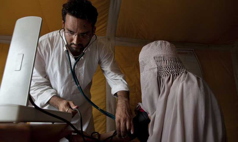 Doctors don't find job to serve IDPs attractive