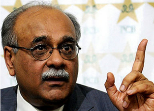 Government removes Najam Sethi as PCB chief