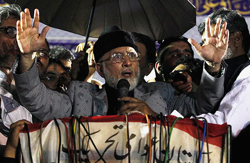 Qadri asks supporters to be ready for final call