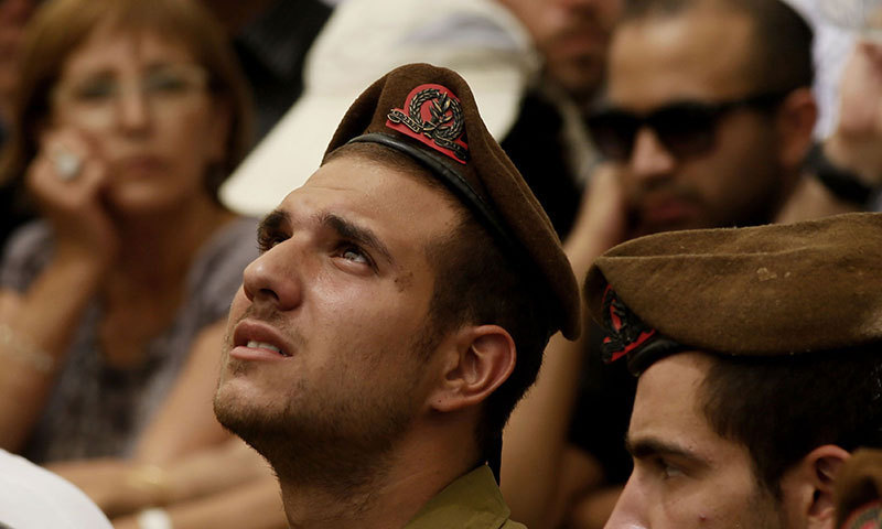 Over 50 Israeli reservists refuse to serve