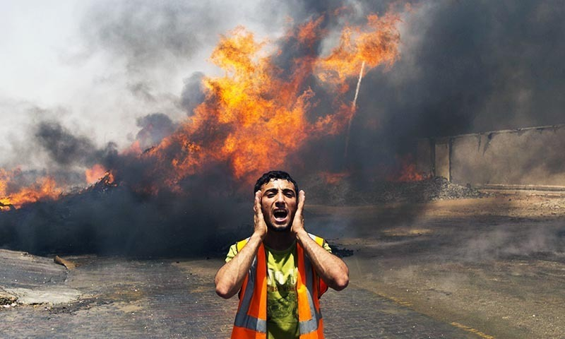 Arab states support Israel against Hamas: NYT