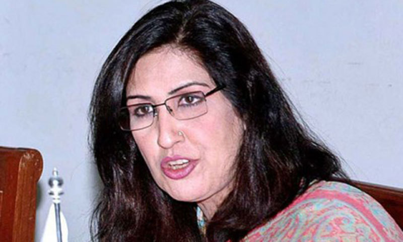 No martial law until three elections after NRO: Shehla Raza