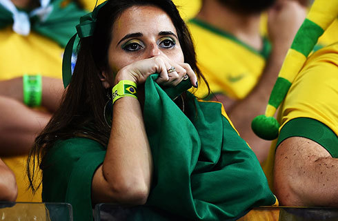 Brazil: A nation in mourning