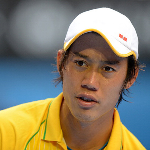 Nishikori hopes to fill Li Na void in Asia