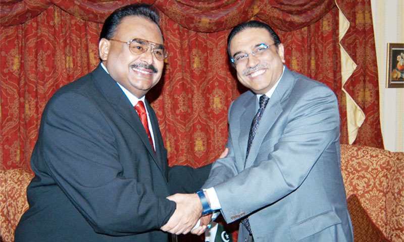 PPP, MQM want govt to offer 'sacrifice' to save democracy