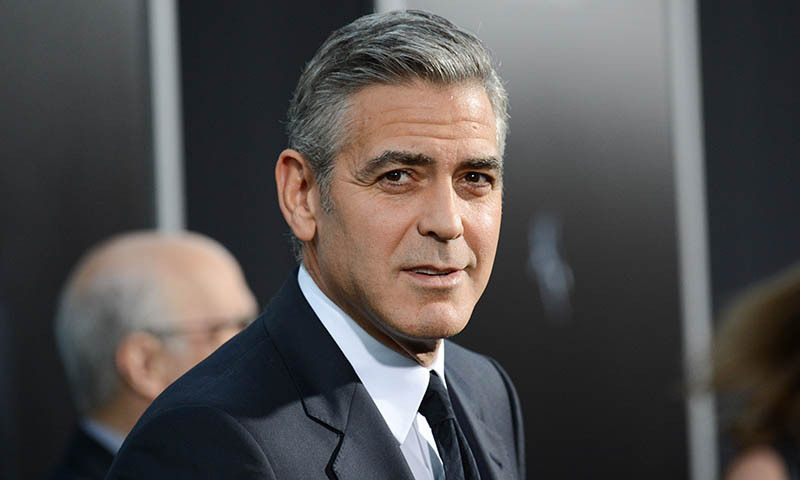 Clooney slams story on to-be mother-in-law's faith issues