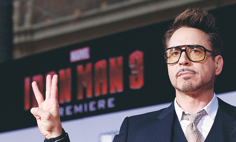 'Iron Man' Robert Downey Jr Hollywood's highest paid actor: Forbes