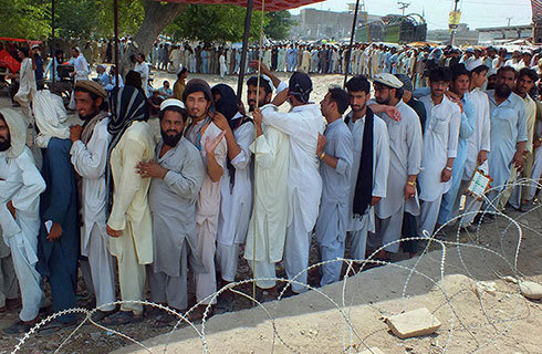Centre, KP engaged in point scoring over IDP crisis
