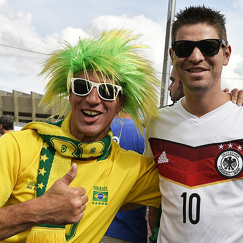 We are all Germans, Brazilians tell triumphant Argentina