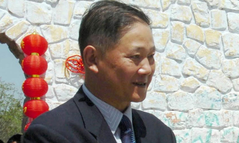 China's special envoy lauds ISI's fight against terrorism
