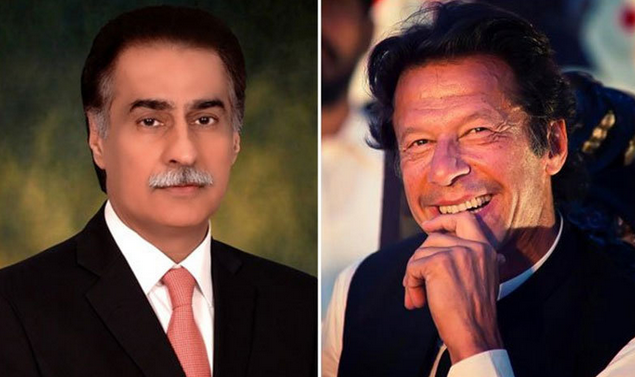 Imran wants NA speaker to resign for verification of votes