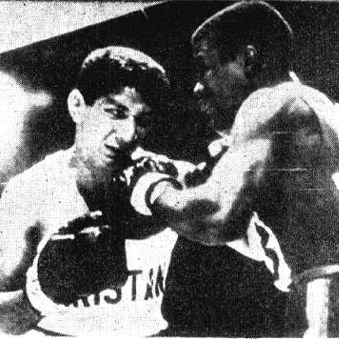 Replay: Samad Mir wins bronze for Pakistan at the 1970 Games