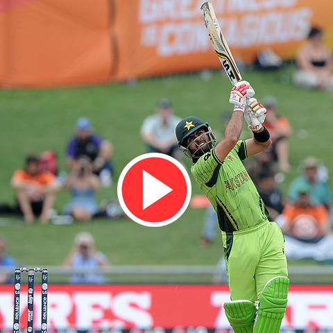For viewers in Pakistan: Live video streaming of the World Cup