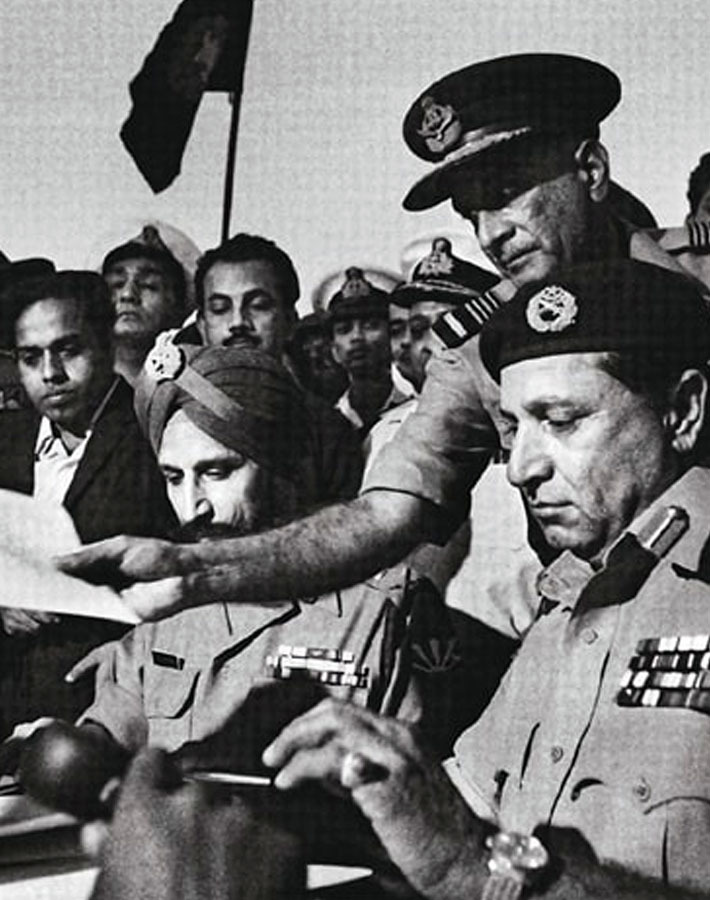 HISTORY: THE FALL OF DHAKA FROM BIHARI EYES