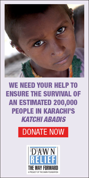 Contribute to Dawn Relief as we distribute food rations in Karachi