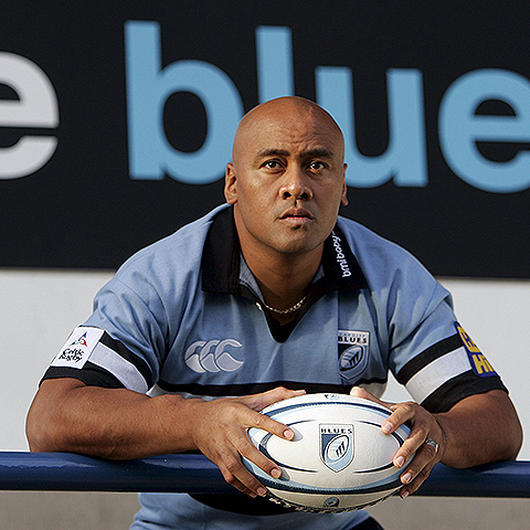 Gentle giant Lomu changed rugby forever